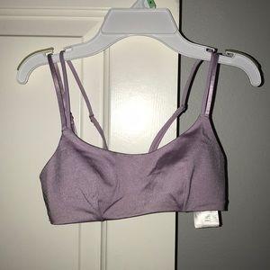 Lavender H&M swim top!